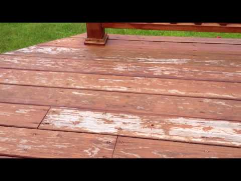 BEHR Premium Weatherproofing Stain & Sealer REVIEW - BUYER BEWARE!!!