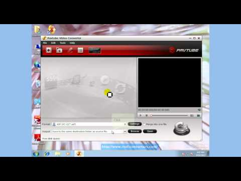 Canon MXF Converter|Convert Canon XF305 MXF video to WMV/AVI/MOV/MP4 on Windows