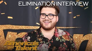 Elimination Interview: Noah Guthrie Sends Love To His Hometown - America