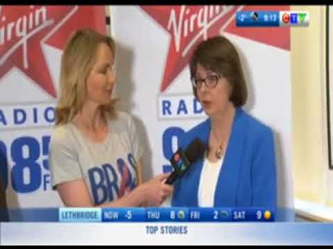 Bras for a Cause: CTV Morning Live