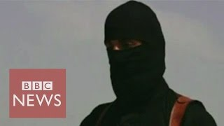 Islamic State: Who is Jihadi John? BBC News