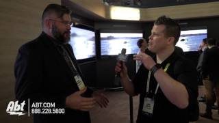 Sony Backlight Master Drive Prototype - CES 2016