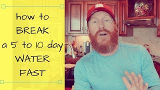 10 Day Water Fast Videos - 9tube tv