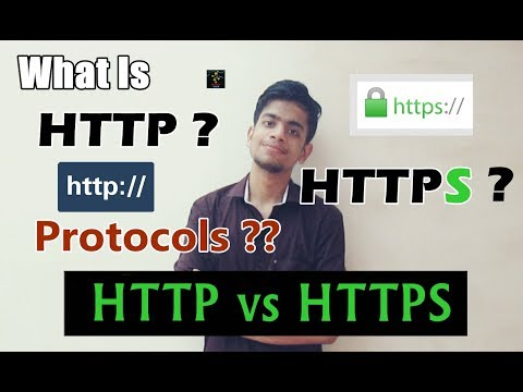 What are HTTP and HTTPS Protocols? | Working and Limitations of HTTP | HTTP vs HTTPS