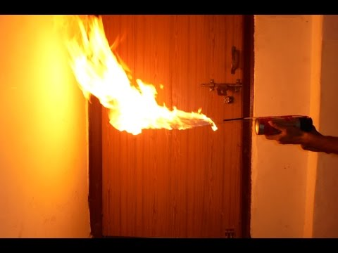 How to Make a CNG  Gas Fire Gun - at Home