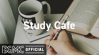 Study Cafe: Relaxing Smooth Jazz Piano Music - November Jazz for Studying, Work