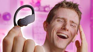 Apple just got REKT by… themselves - Powerbeats Pro Review