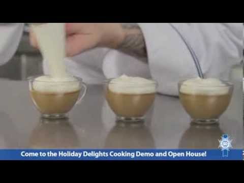 Come to the Holiday Delights Cooking Demonstration