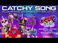 Lyrics LEGO 2 Catchy Song Dillon Francis Feat T Pain That Girl Lay Lay mp3