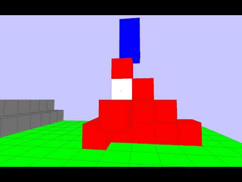 Java 3D Multiplayer Game