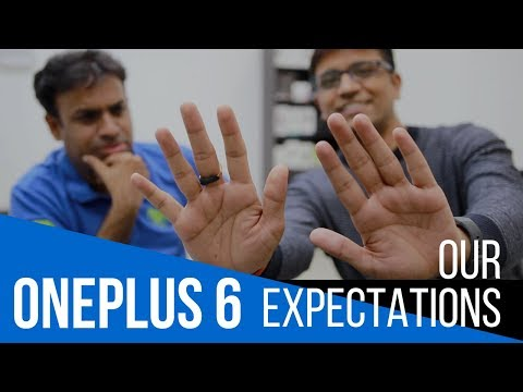 OnePlus 6 Smartphone - 10 Things We Expect - ft GeekyRanjit