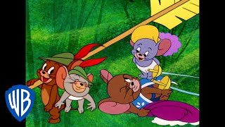 Tom & Jerry | Royal & Mouseketeers | Classic Cartoon Compilation | WB Kids