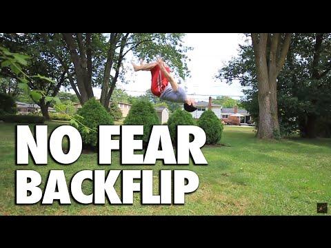 Backflip Fear  - How I Got Over It