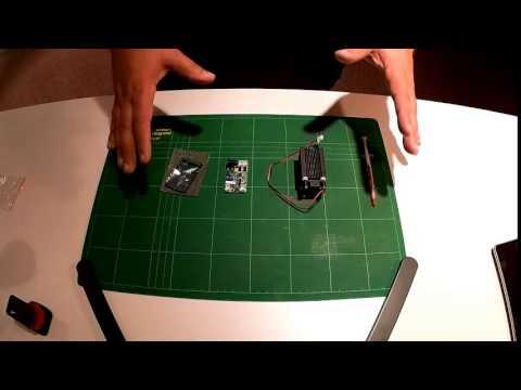Building a Laser Cutter Part 1