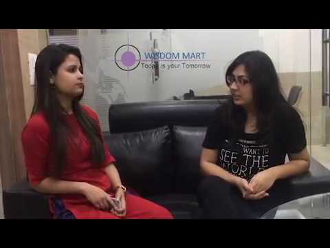 Wisdom Mart | Application Services Review - Ritika Sukhwani