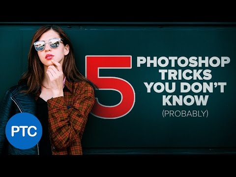 5 Photoshop TRICKS You Don't Know - Pt. 3 - Photoshop Tips & Tricks
