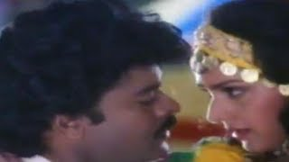 Lashkara Lashkara - Video Song | Aaj Ka Goonda Raaj | Chiranjeevi & Meenakshi Sheshadri
