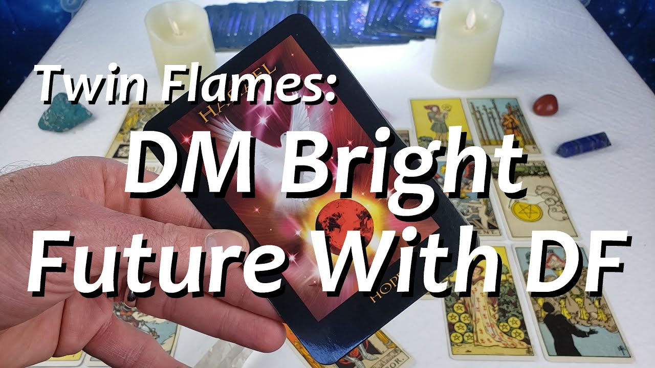 Twin Flames: DM Bright Future With DF ☀️🌈🌞 Collective Reading 4/04 - 4/10 2021