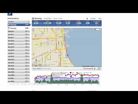 Review of Garmin Heart Rate Monitor with Runkeeper iPhone App