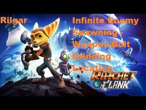 Ratchet and Clank Ps4 Glitch - Easy and Fast Weapon & Bolt Grinding