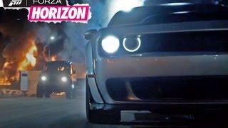 Fast and Furious 8 Dom's Hellcat Build Forza Horizon 3