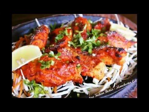Gluten-Free Dishes @ Indigo Indian Bistro - Manchester