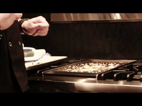 Griddle Cleaning & Maintenance