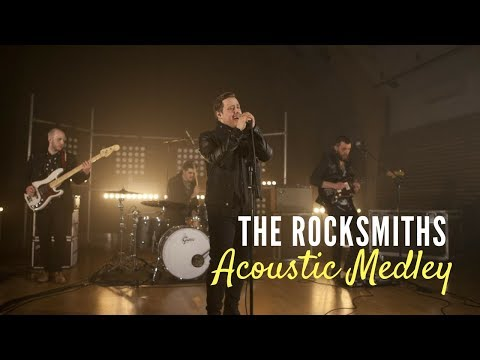 The Rocksmiths // Daytime Acoustic // Book Now At Warble Entertainment