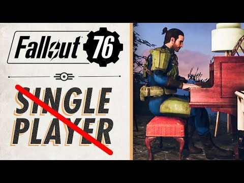 Why Fallout 76 Probably Won't Be Worth Playing
