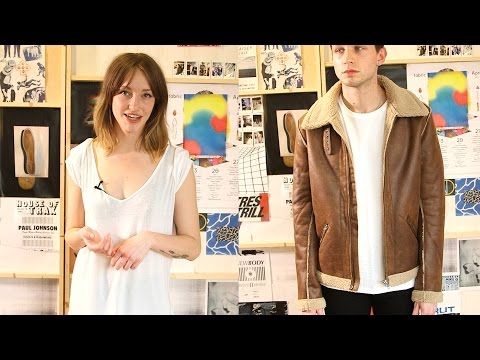 3 ways to wear a men's shearling jacket | Rachel Bass | ASOS Stylist