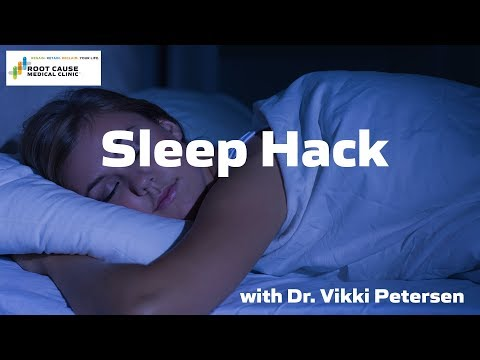 Two Minute Tuesday: Sleep Hack