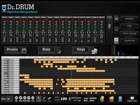 Make Your Own Beats Today With Dr Drum Beat Maker