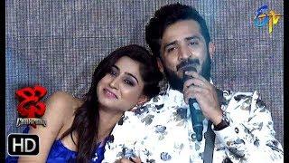 Sudheer   Rashmi    Varshini   Ravi   Funny Joke   Dhee Champions   23rd October 2019    ETV Telugu