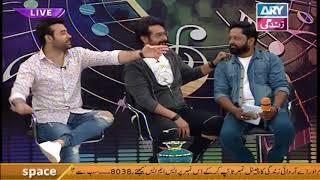 Shafullah Rokhri Live On A Plus Tv Song By La Phar Meri Bah