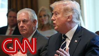 Trump fires back at Rex Tillerson: He
