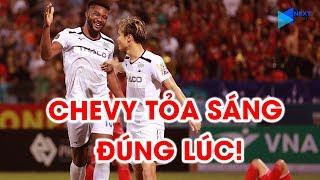 HAGL 1-0 Nam Định!!! Chevaughn Walsh khiến Pleiku nổ tung sau chuỗi ngày ảm đạm!   NEXT SPORTS