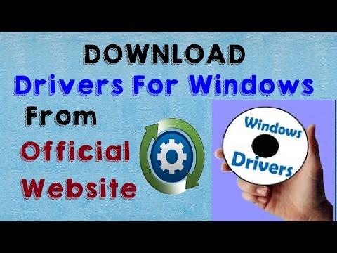 How to Download Drivers for Windows from the Official Website (Windows Drivers)