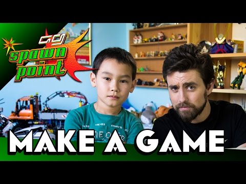 How to Make a Game in Scratch with Goose and Julian   Lesson 1