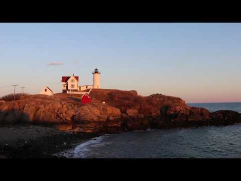 10 Minutes at Nubble Light House