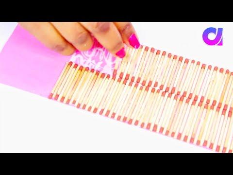 How To Make DIY From Matchstick | Matchstick Craft Idea | Artkala 370