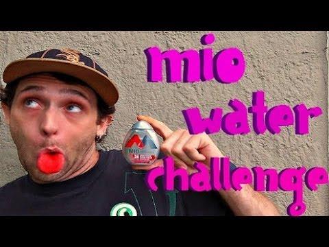 MIO WATER CHALLENGE