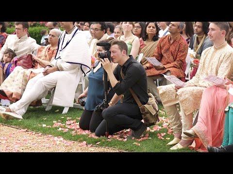 Wedding Filmmaking Behind the Scenes - Kerry & Amit
