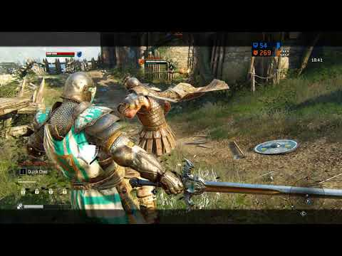 Why im losing in for honor