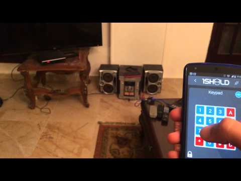 Universal Remote Control Using Arduino and Android