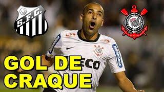 Santos x Corinthians - Libertadores 2012 - Semifinal - 1º Jogo