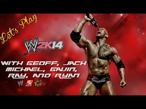 Let's Play - WWE2K14