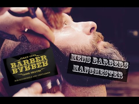 Mens Barbers Manchester
