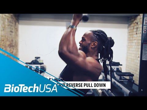 Back Workout for Width - Daily Routine with Ulisses - BioTechUSA