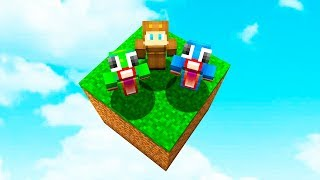 SURVIVING IN MINECRAFT WITH UNSPEAKABLEGAMING
