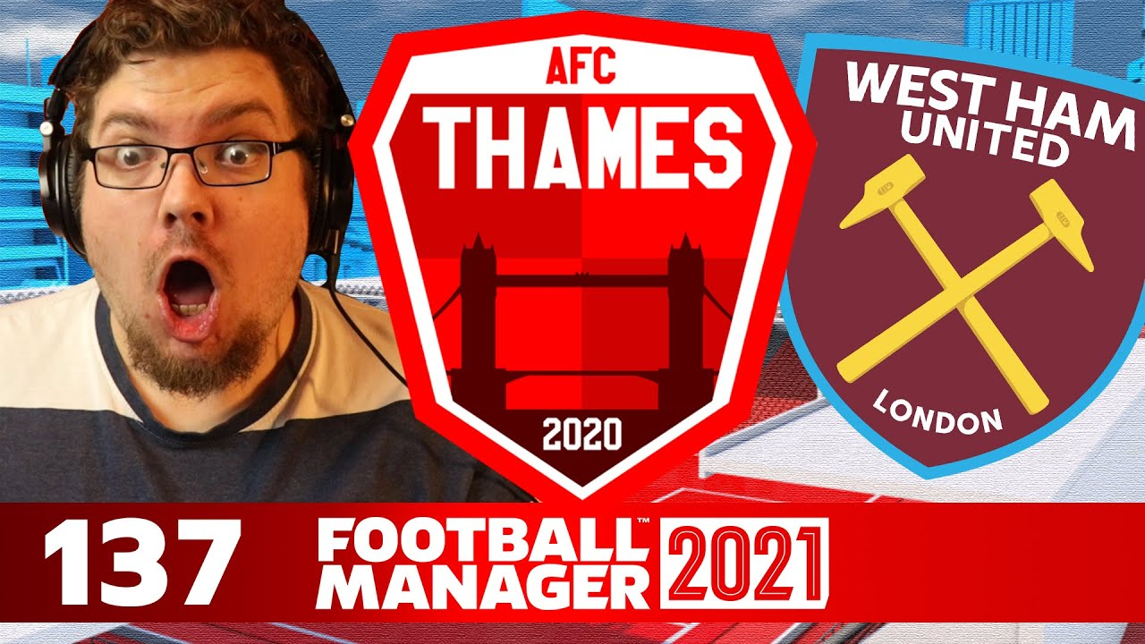 Thames   137   OUR FIRST GAMES IN THE PREM!   Football Manager 2021